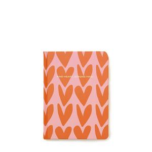 Caroline Gardner Hearts Hardback Notebook
