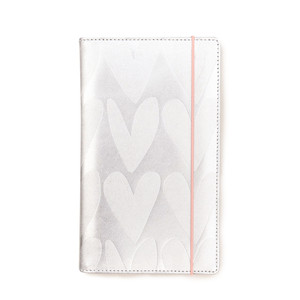 Caroline Gardner Hearts Travel Wallet