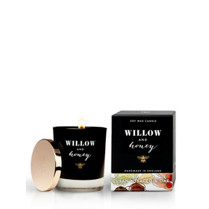 Willow and Honey Cuban Tobacco And Oak Candle