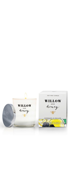 Willow and Honey Blackberry And Bay Leaf Candle N/A