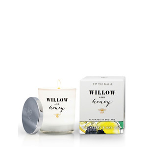 Willow and Honey Blackberry And Bay Leaf Candle