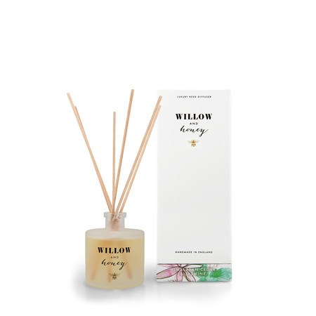 Willow and Honey Himalayan Cedar And Jasmine Diffuser - Transparent