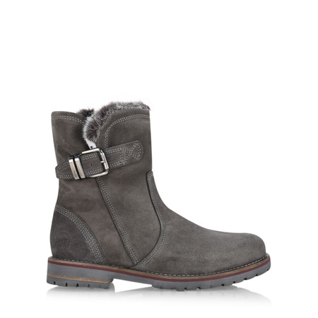 Marco Tozzi Christa Casual Calf Boot - Grey