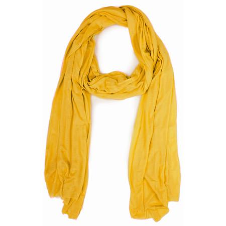 Masai Clothing Amega Scarf - Yellow