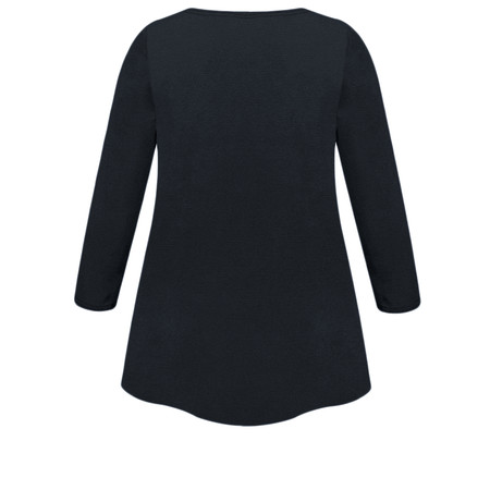 Masai Clothing Cilla Basic Top - Blue