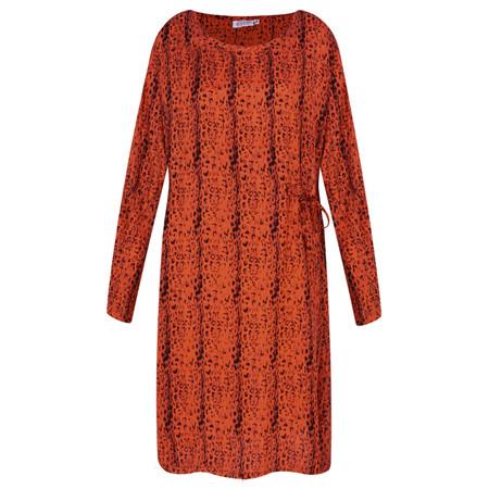 Masai Clothing Gralia Tunic - Orange