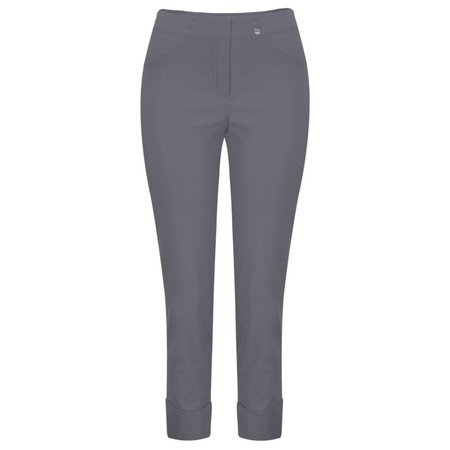 Robell Trousers Bella 7/8 Ankle Length Trouser - Blue