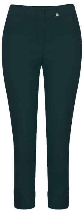 Robell Trousers Bella 7/8 Ankle Length Trouser Teal