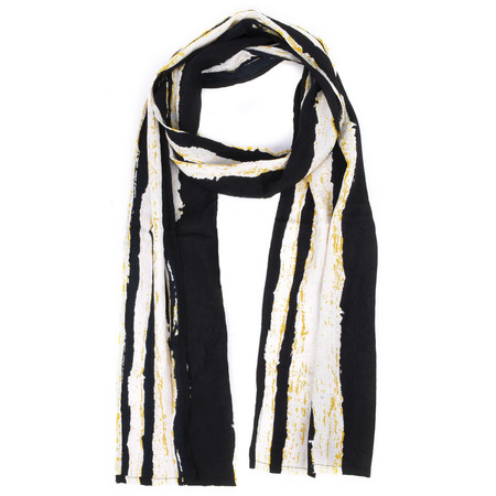 Masai Clothing Along Scarf - Brown
