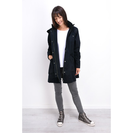 Masai Clothing Tesne Coat - Black