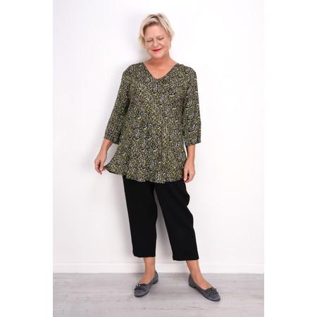 Masai Clothing Petya Culotte Trousers - Black
