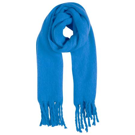 ICHI Tola Scarf - Blue