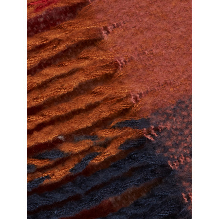 ICHI Agge Scarf - Red