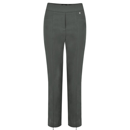 Robell Trousers Nena 09 Stretch Ankle Length Trouser - Blue