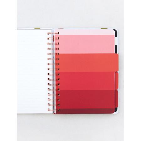 Caroline Gardner Spotty Tinted Ultimate Organiser - Multicoloured