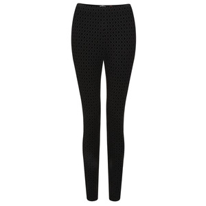 Robell Trousers Colette Diamond Jacquard Trouser