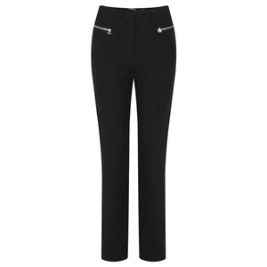 Robell Trousers Mimi Plain Full Length Trouser