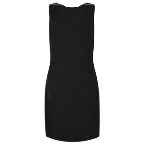 Lauren Vidal Clyde Back Detail Dress