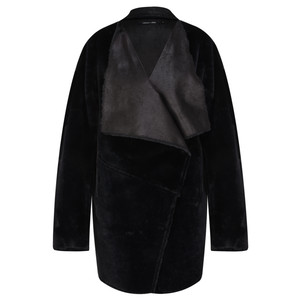 Lauren Vidal Luna Faux Fur Shearling Jacket