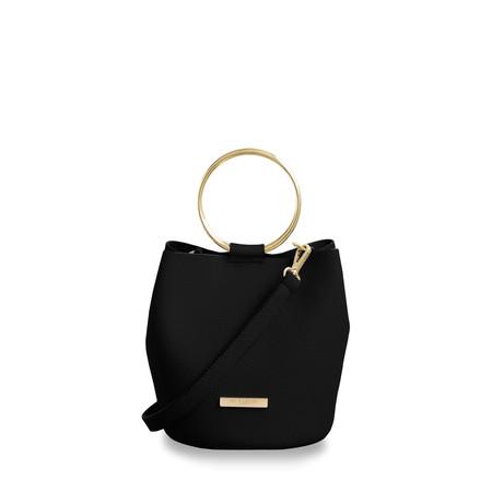 Katie Loxton Suki Mini Bucket Bag - Black