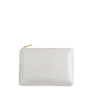 Katie Loxton Perfect Pouch - Live Love Sparkle