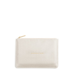 Katie Loxton Perfect Pouch - Champagne Please!