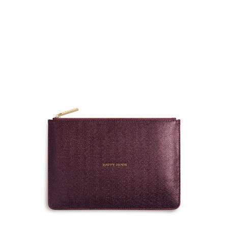 Katie Loxton Perfect Pouch - Happy Hour - Red