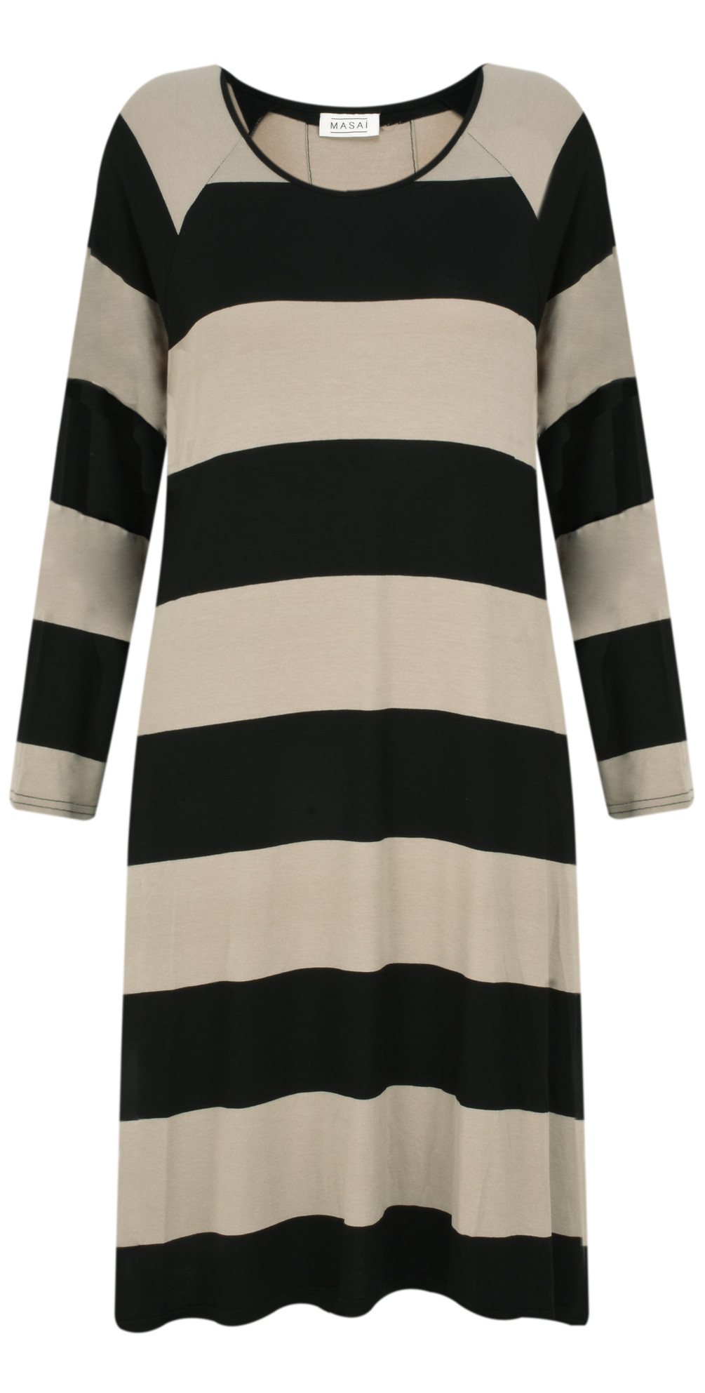 Wide Stripe Grisla Tunic main image