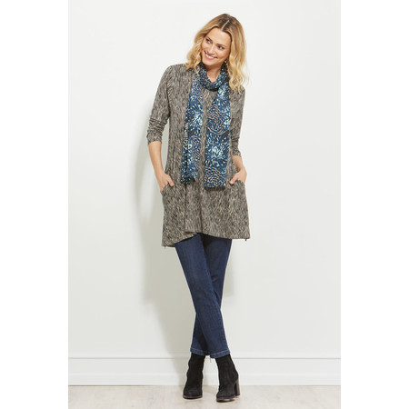 Masai Clothing Gritis A-shaped Tunic - Brown