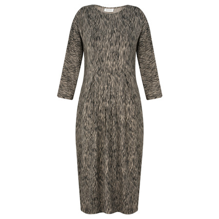 Masai Clothing Nikissa Jersey Dress - Brown