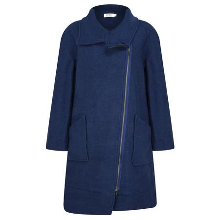 Masai Clothing Oversized Tabita Coat - Blue