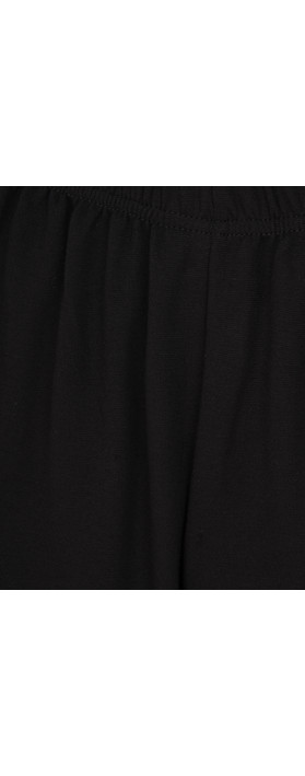 Masai Clothing Persilla Culotte Trousers Black