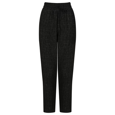 Masai Clothing Persia Culotte Trousers - Black