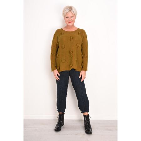 Grizas Lena Soft Knit Jumper - Yellow
