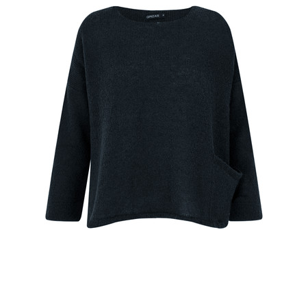 Grizas Martyna Soft Knit Jumper - Blue