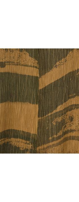Grizas Aneta Brush Stroke Crinkle Tunic Golden Khaki