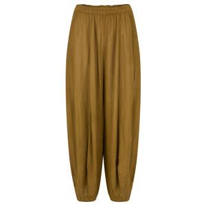 Grizas Vilma Solid Crinkle Trouser