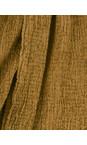 Grizas Golden Khaki Margi Crinkle Scarf