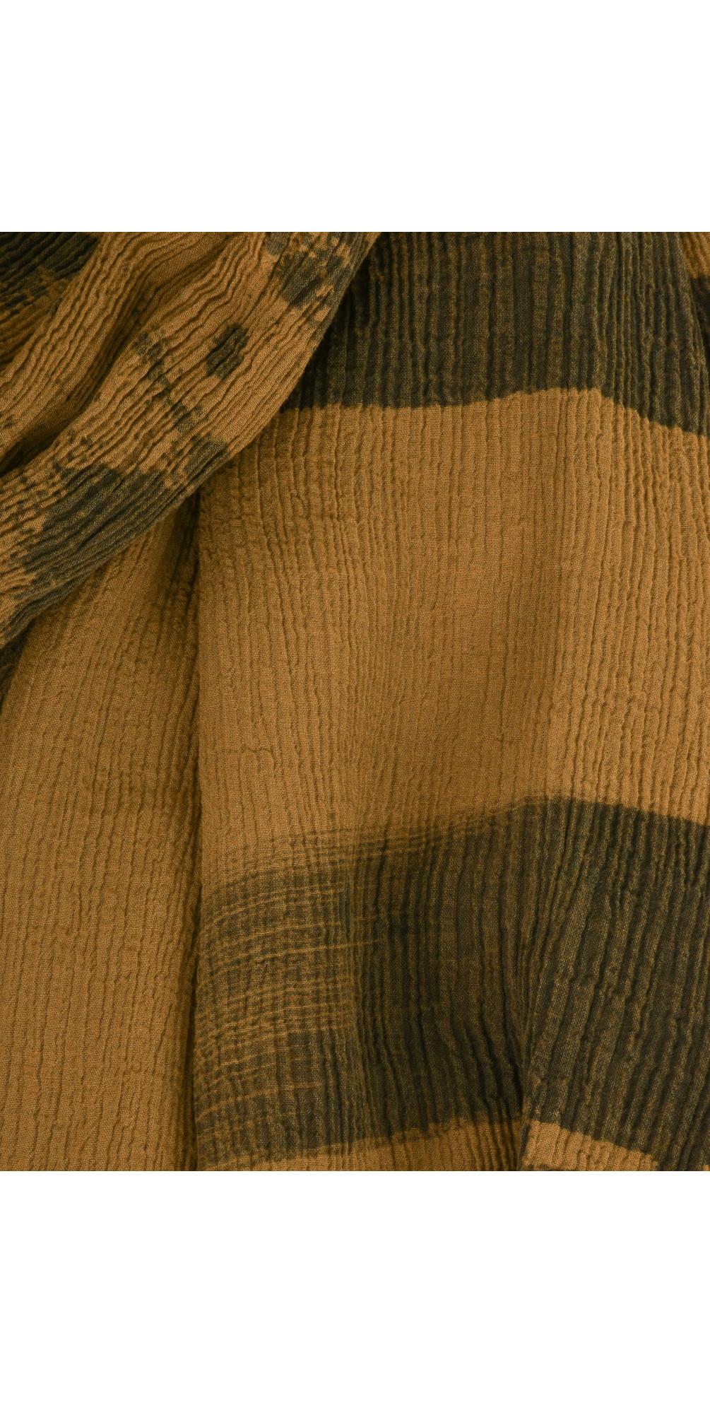 Anelli Brush Stroke Crinkle Scarf main image