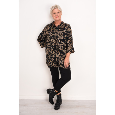 Masai Clothing Indrassi Blouse - Brown