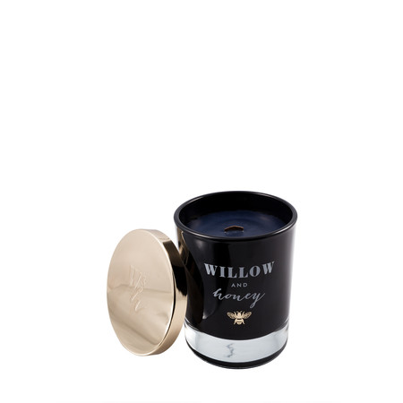 Willow and Honey Black Pomegranate Candle - Transparent