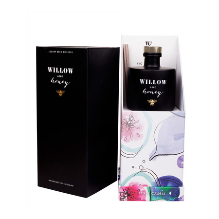 Willow and Honey Fig And Cassis Diffuser - Transparent