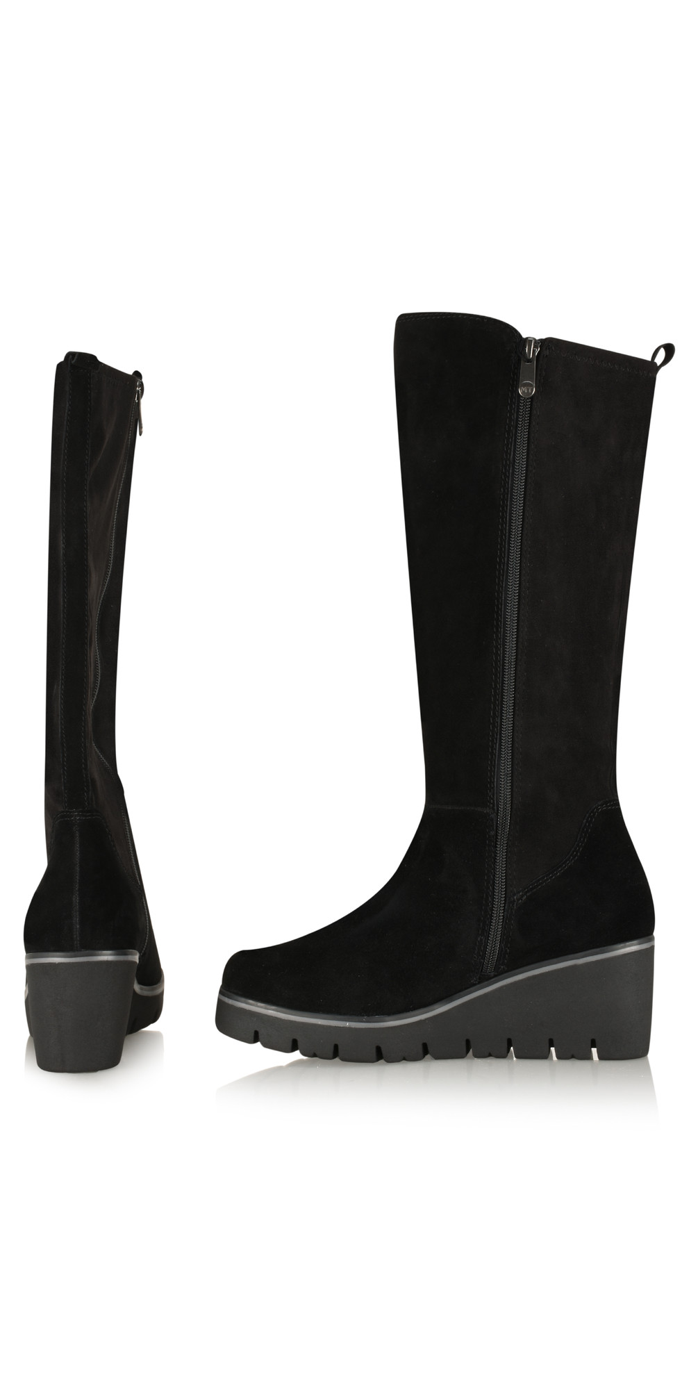 Lina Wedge Long Boot main image