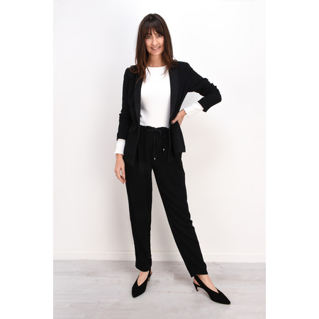 Lauren Vidal Eden Relaxed Trousers - Black