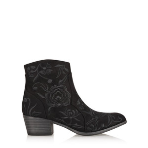 Marco Tozzi Petra Embroidered Gaucho Boot