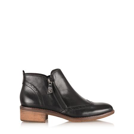 Tamaris  Selma Chelsea Ankle Boot - Black