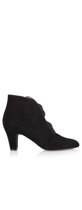 Gemini Label  Xavier Shoe Boot Black