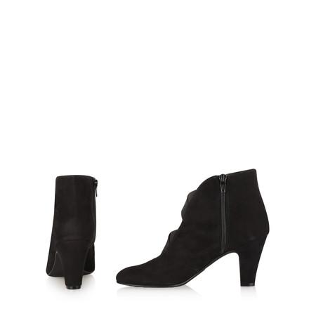 Gemini Label  Xavier Shoe Boot - Black