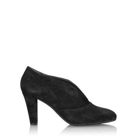 Gemini Label  Valto Shoe Boot - Black