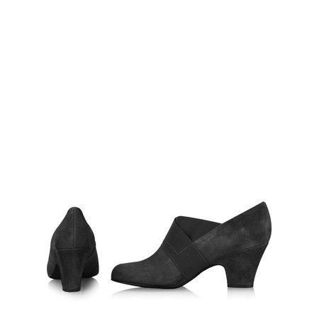 Gemini Label  Bepra Crossover Elastic Shoe - Black